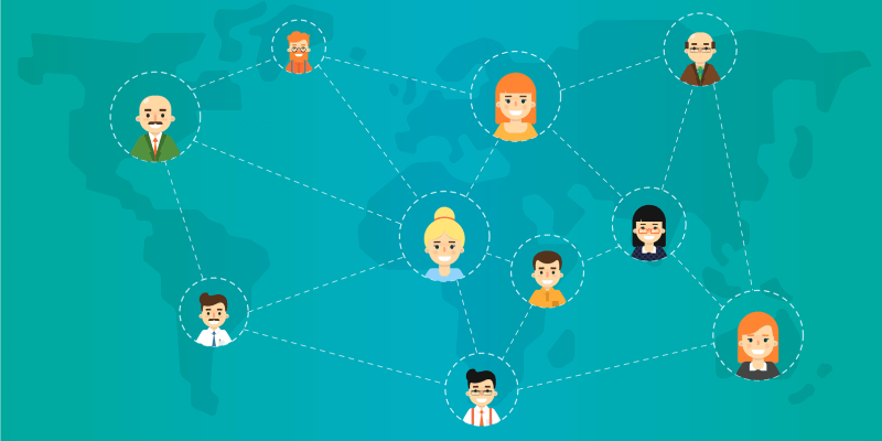 Virtual Networking: Making New Connections from a Distance