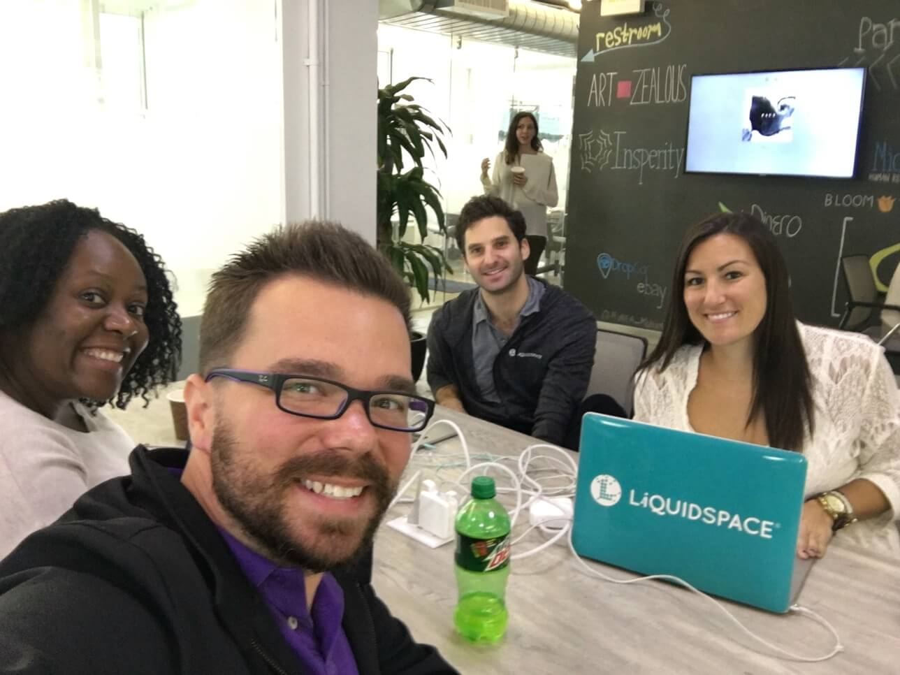 LiquidSpace Team