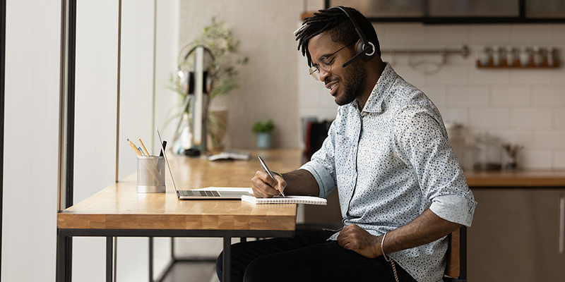 Tips for Working on Professional Development as a Remote Employee
