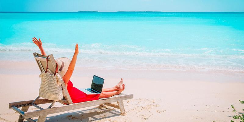 Your Best Remote Work Summer Stories