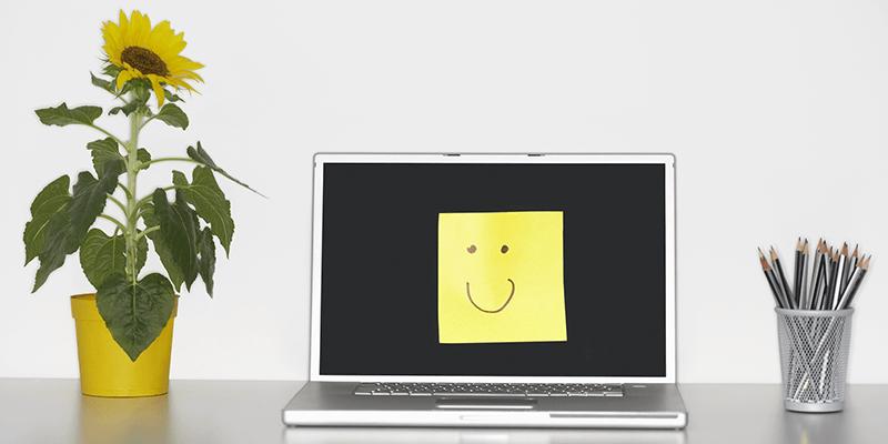 Cheer Up: Ways to Brighten Your Telecommuting Days